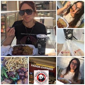 panda express, restaurante, comida, sorteo