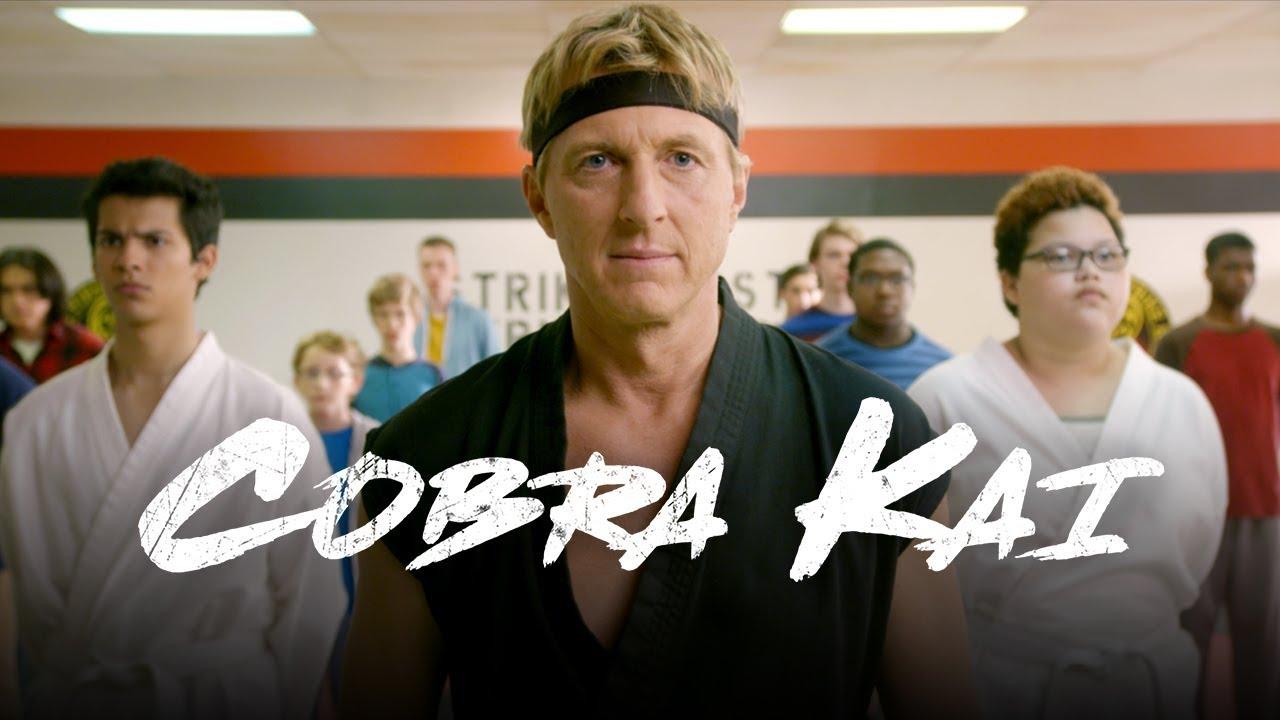 karate kid, series, youtube red
