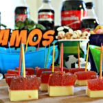Mesa estilo Tapas con sabor latino