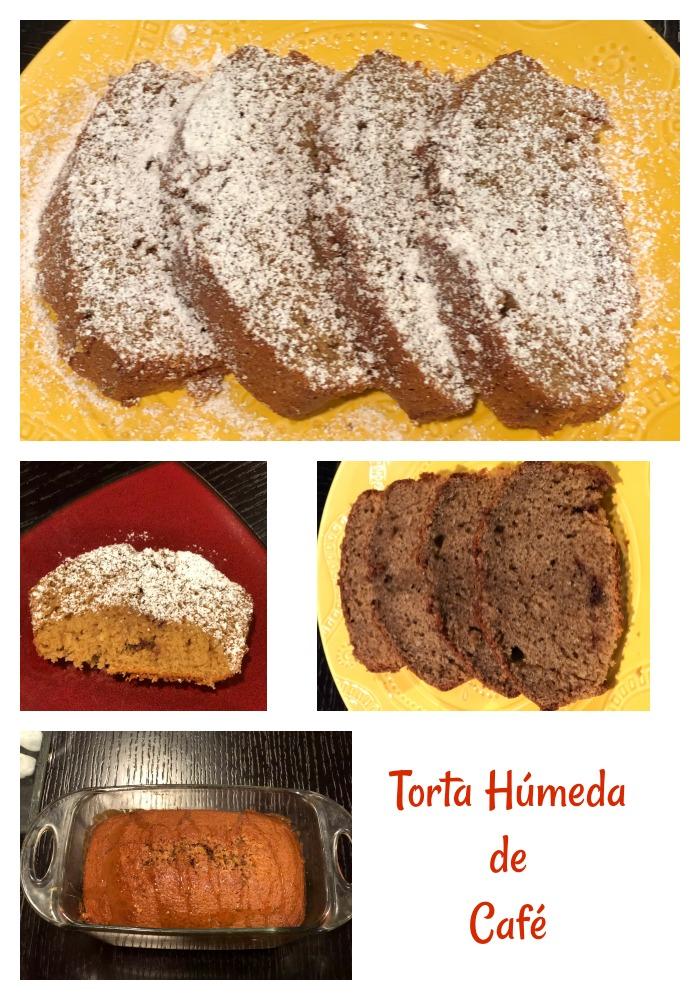 torta café, receta torta café, budin café, torta, humeda, café