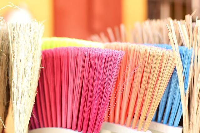 brush, limpieza, hogar