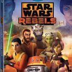 Star Wars Rebels: 4ta temporada completa en Blu-Ray y DVD