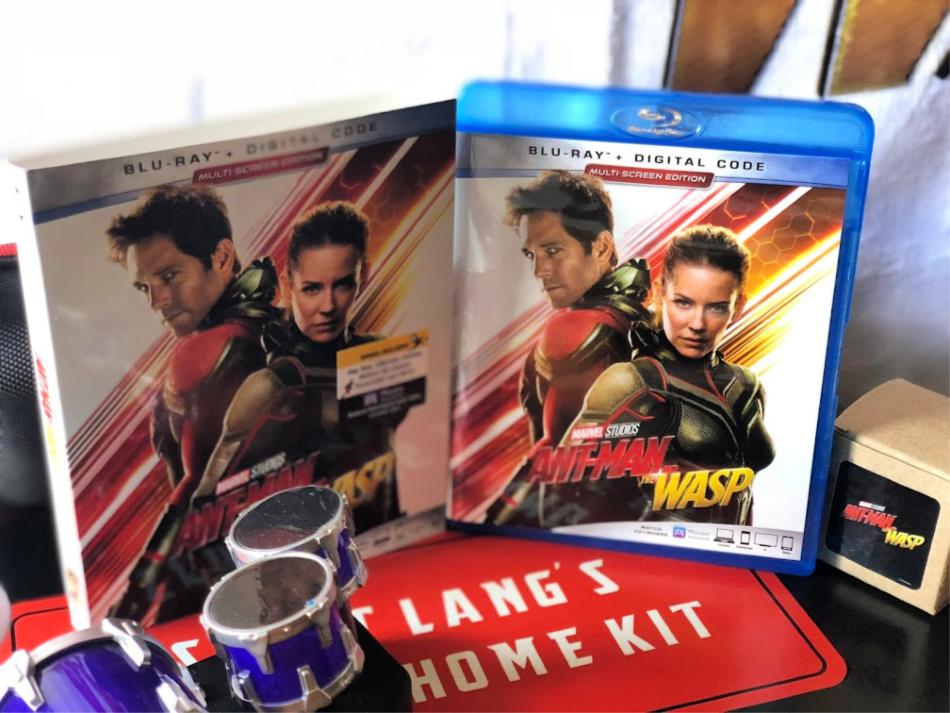 ant-man, marvel, the wasp, super herores, hombre hormiga, disney, pelicula, movie, estreno, dvd, blu-ray, art cover