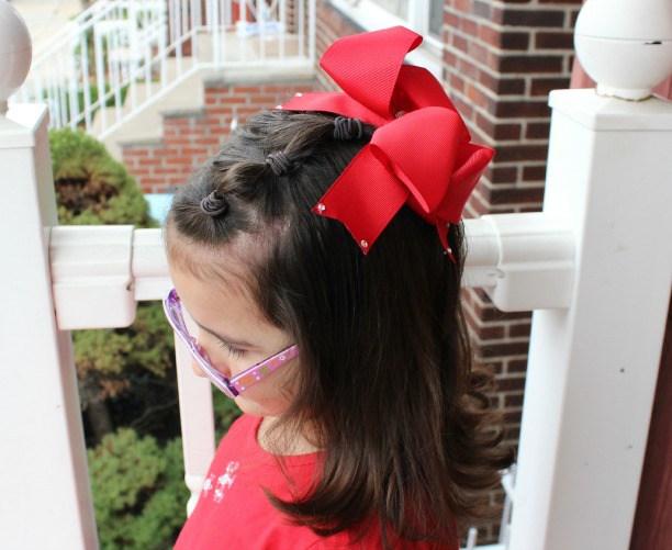 halloween, peinado niña, princesa, disfraz