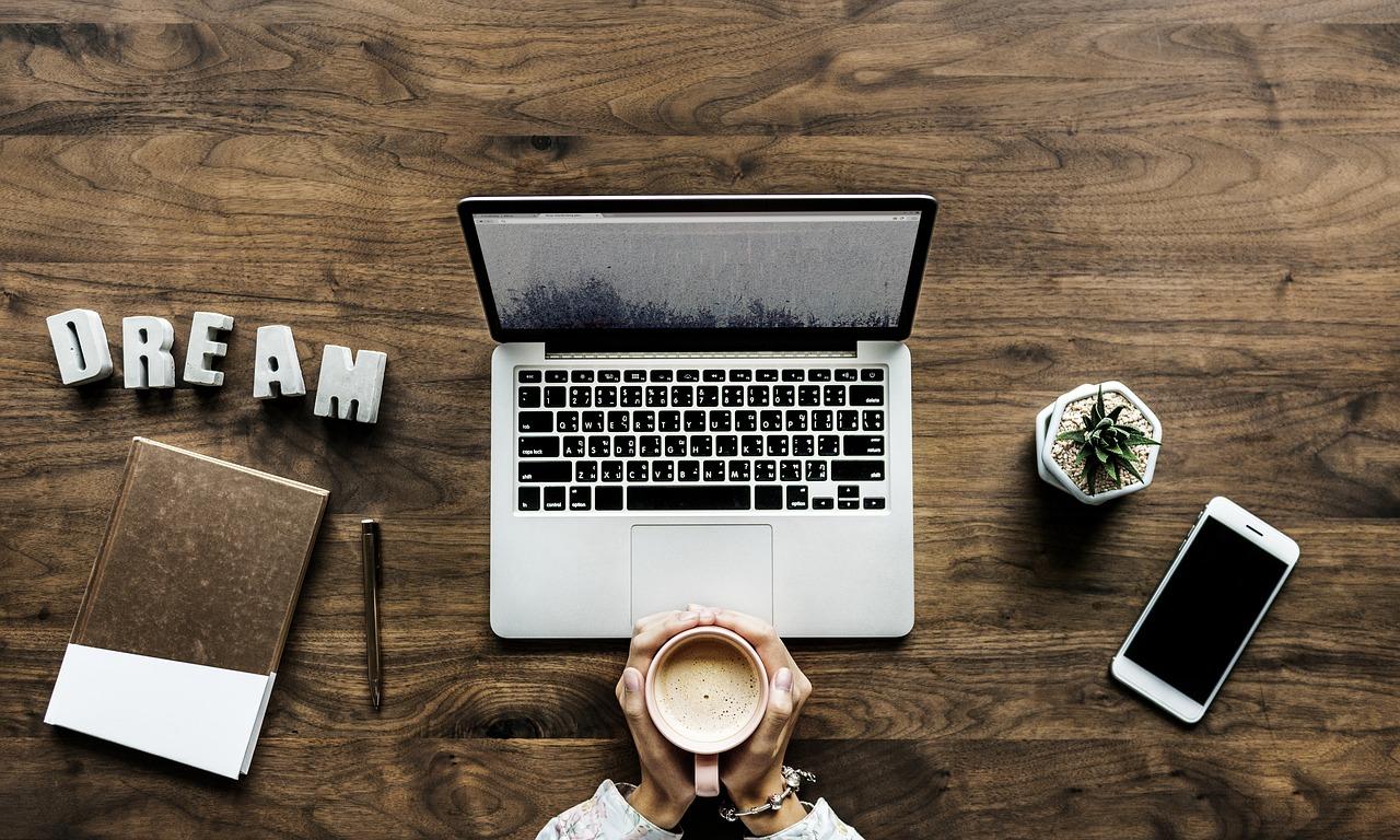 office, laptop, money, blog