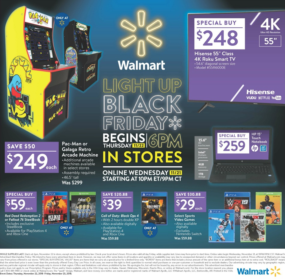 black friday, walmart, ofertas