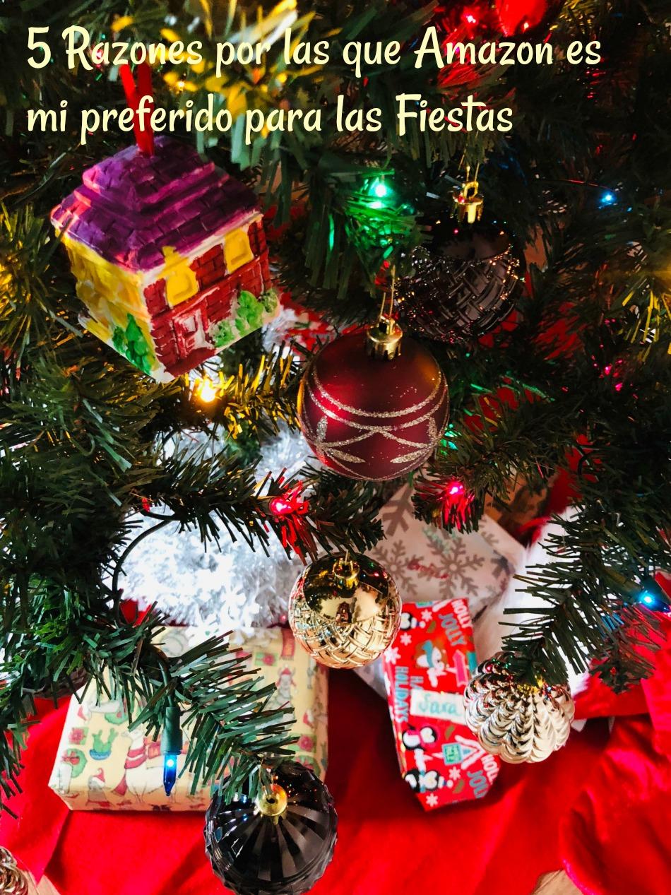 navidad, regalos, amazon, fiestas