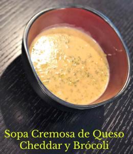 sopa casera, receta, brocoli, cheddar, queso, sopa cremosa, sopa, dieta keto, keto diet, keto