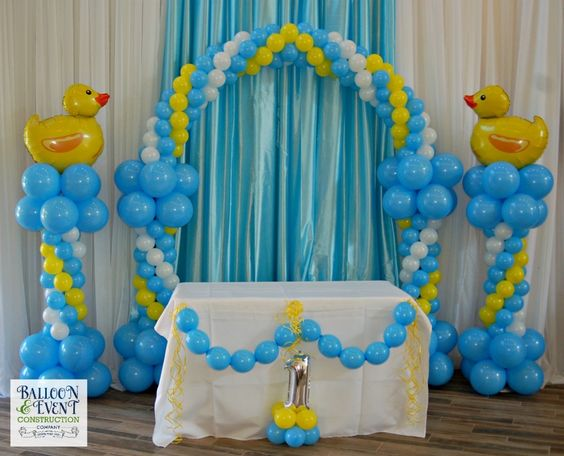 Delightful Awesome With Decoracin De Baby Shower.