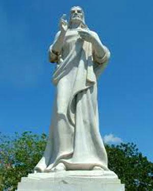 Cristo benedicente. Avana