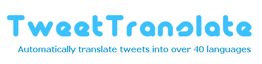 tweettranslate