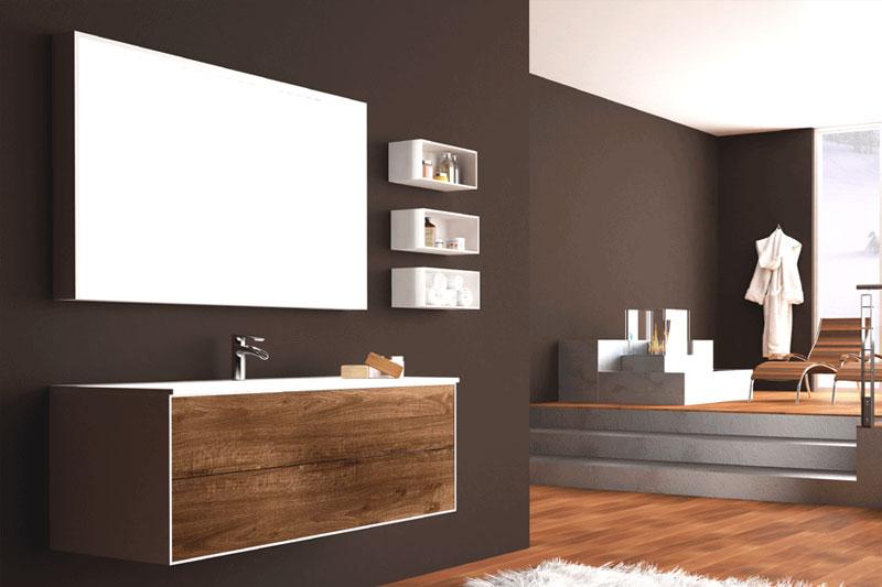 7 idee per i mobili bagno  MAM Ceramiche