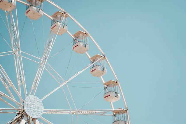 よこはまコスモワールドは乳幼児でも楽しめる駅チカの遊園地です。