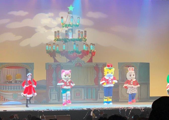 しまじろうコンサート2018冬