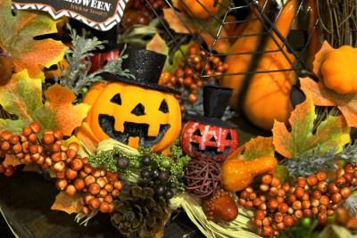 ハロウィン自宅での楽しみ方。簡単に仮装してかぼちゃパーティーは?