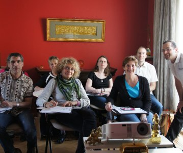 Atelier au feng shui traditionnel – Avril 2011