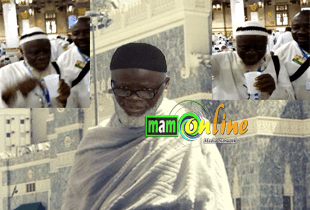 HAJJ 2019 - SHEIKH YEBOAH PERFORMS HAJJ IN SAUDI ARABIA