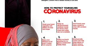 CORONA VIRUS AWARENESS BY MAMPHEC