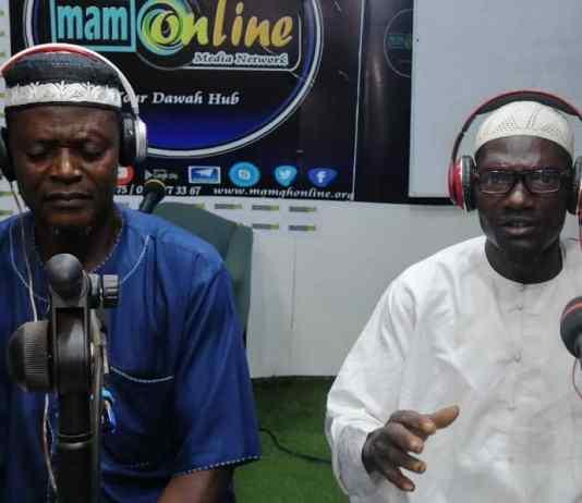 Ustaz Abdul Mumin Jaffar & Mallam Zack Atampuri