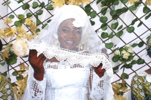 Muhammad Awwal Iddriss weds Umayna Adama Hudu