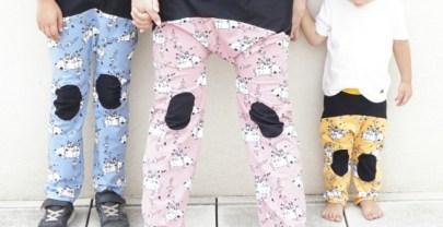 Cose Conmigo los pantalones de Burda #pantachulos