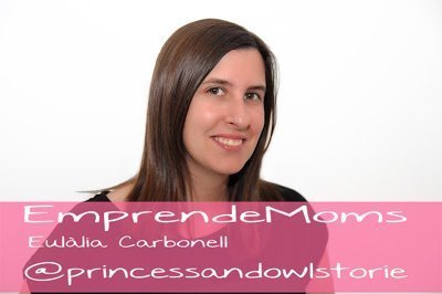 EmprendeMoms princess and owl storie.
