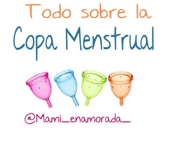 Os cuento todo sobre la copa menstrual.