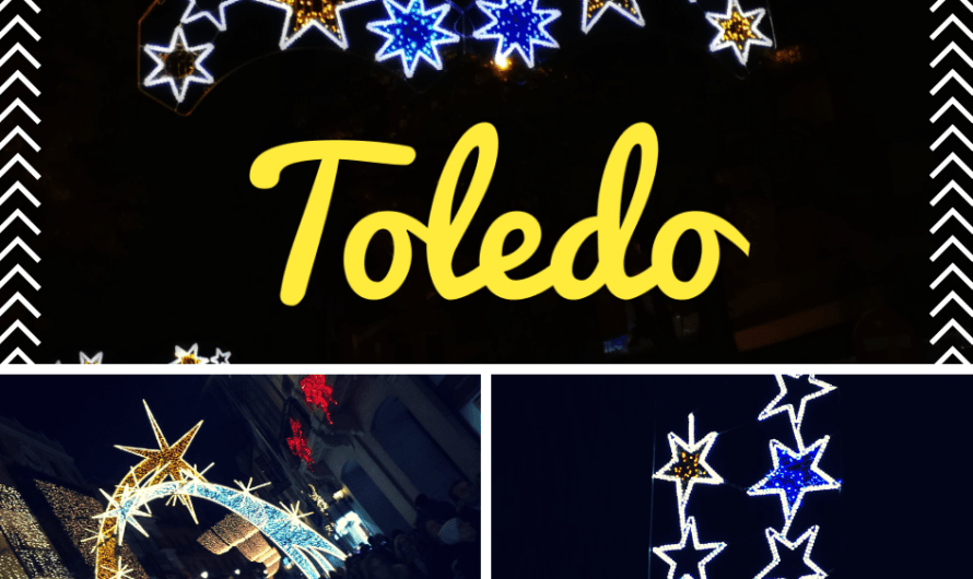 Toledo en Navidad.