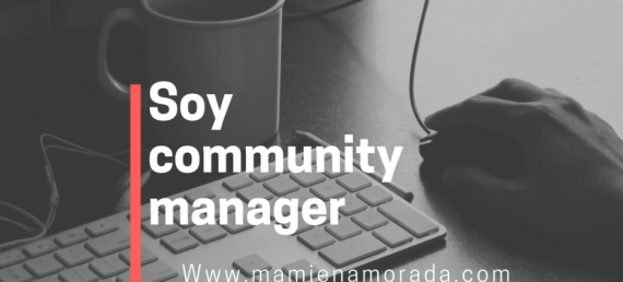 Soy community manager.