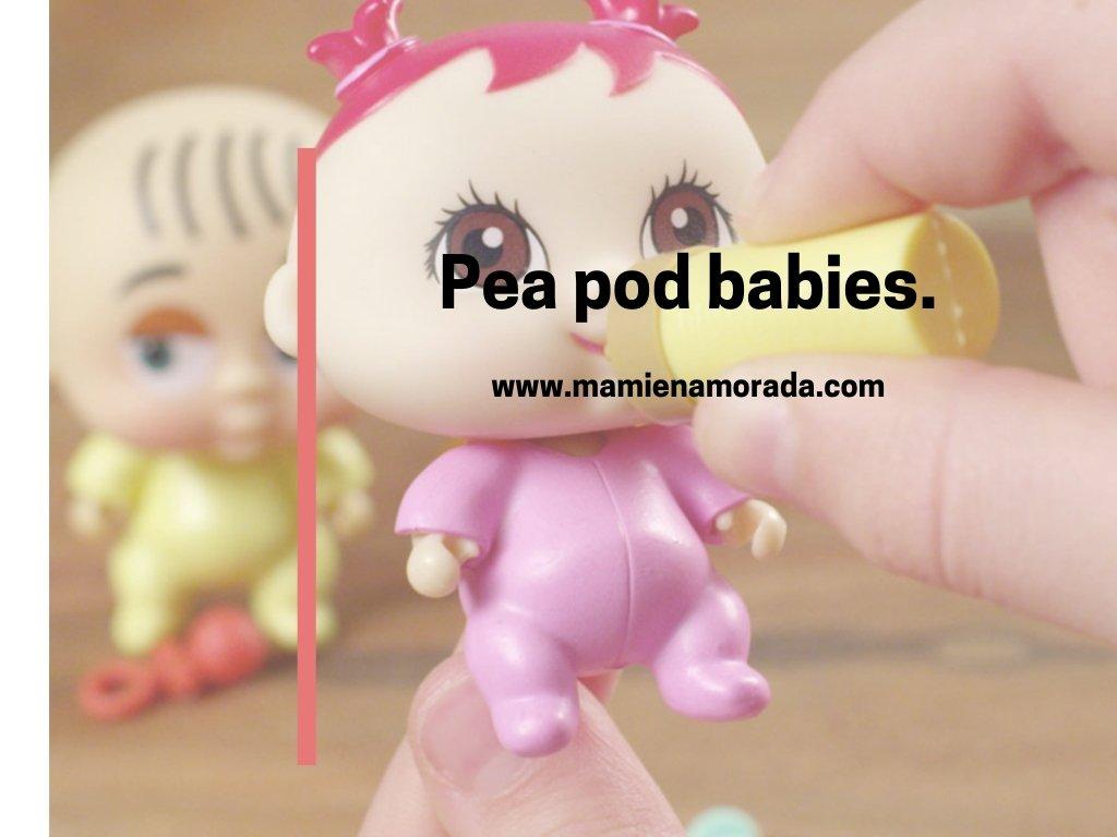 Pea pod Babies.