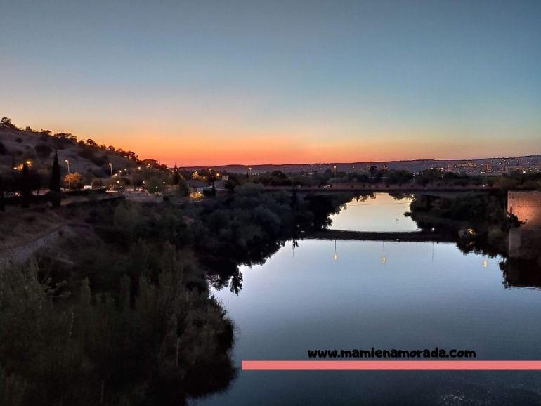 Vistas desde el puente de San Martín