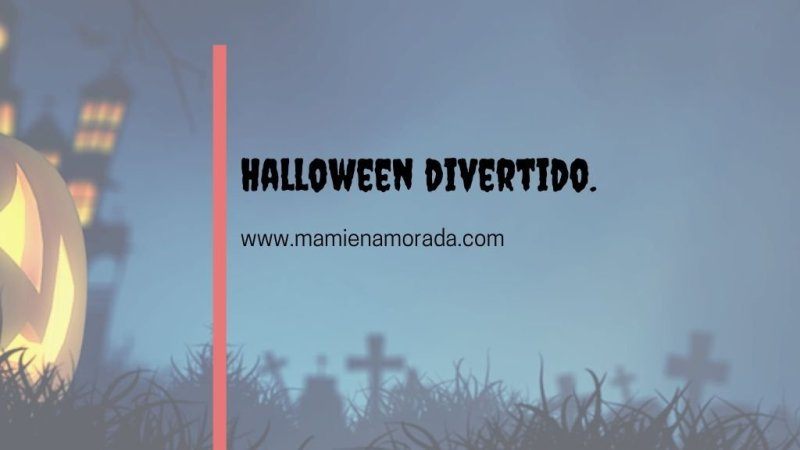 Halloween divertido.