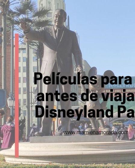 Muchas de las atracciones de Disneyland Paris, están inspiradas en películas Disney.