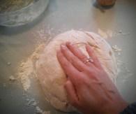 dégazer la pâte à pain