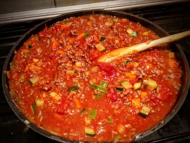 sauce pour lasagnes