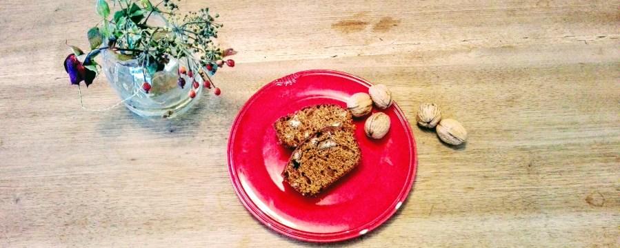 pain d'épices aux noix de Johannes