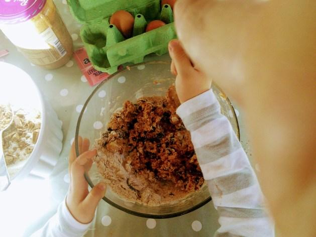 cookies à base de purée d'amandes bio et complète