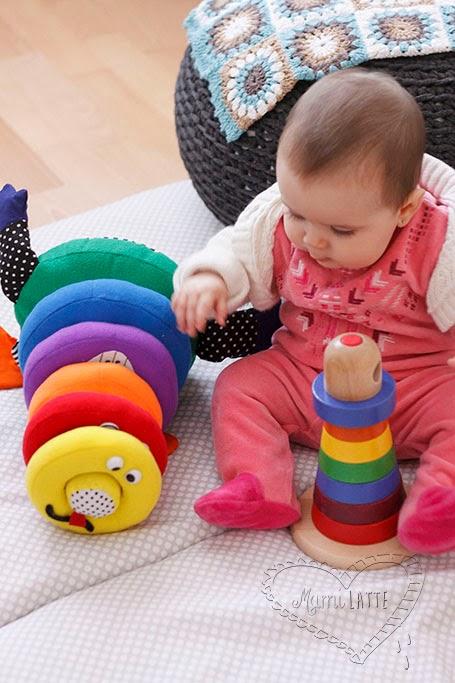 Mamilatte El Juego De Los 6 A 12 Meses Pedagogía Montessori
