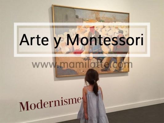 Arte y Montessori