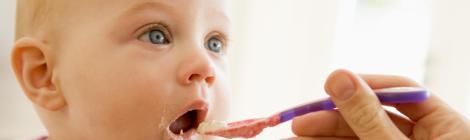 Prehrana dojenčeta