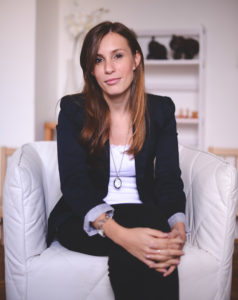 Kristina Bačkonja, dipl.psiholog i NLP trener