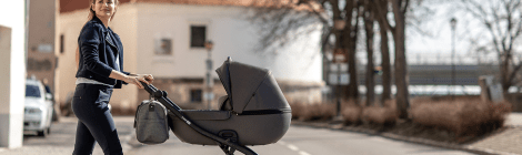 Praktična, udobna, moderna - savršena kolica za proljetne šetnje