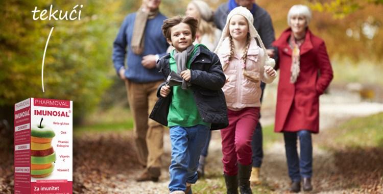 Imunitet i kako dijete zaštititi od bolesti?