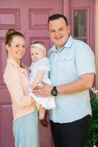 Shawna Martell Family