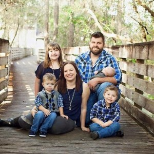 Amanda Littiken & Family