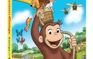 "Curious George ""Swings into Spring"" DVD Available Nationwide"