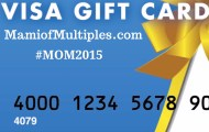 New Year $100 Cash Gift Card Giveaway #MOM2015