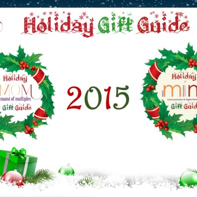 2015 Holiday Gift Guide #MOMHolidayGifts