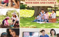 6 Ideas to Help Bond with Kids and Family
