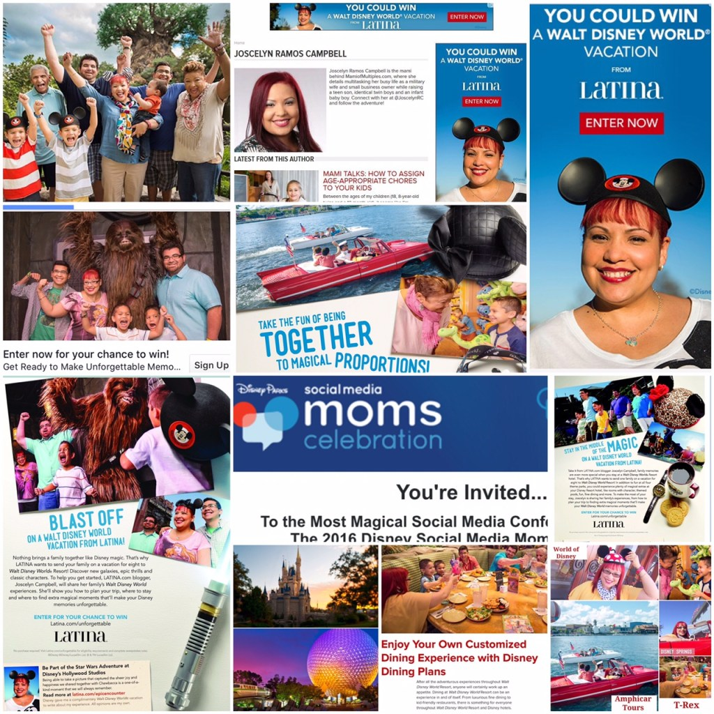 DisneySMMC_ Latina Mag_Mami of Multiples Collage
